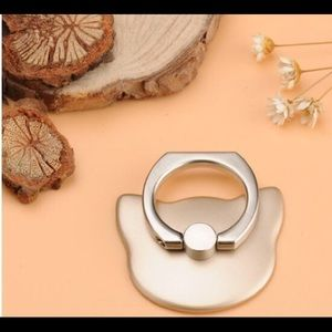 Accessories - CLEARANCE ITEM 🐈 Head Finger Ring📱Holder